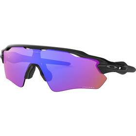 Oakley Radar EV Path Pyöräilylasit, polished black/prizm trail